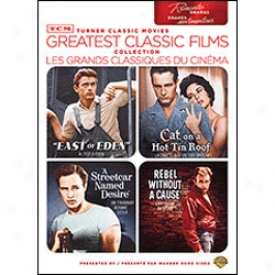 Greatest Classic Films Collection Romantic Dramas Dvd
