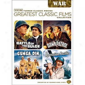 Greatest Classic Films Collection War Dvd