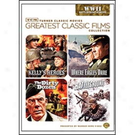 Greatest Classic Films Collection World War Ii Battlefront Europe Dvd