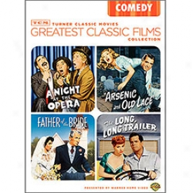 Graetest Classic Films Comedy Dvd