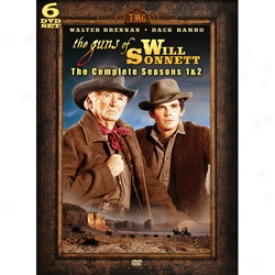 Guns Of Will Sonnett Seasons 1 And 2