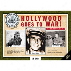 Hollywood Goes To War! Dvd