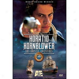 Horatio Hornblower Collector's Edition Dvd