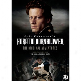 Horatio Hornblower The Original Adventures Dvd