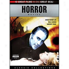 Horror Movies Value Pack Dvd