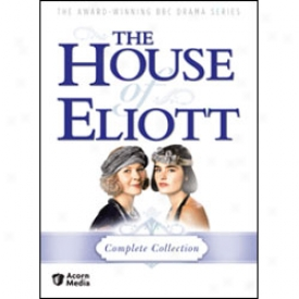 House Of Eliott Complete Collection Dvd