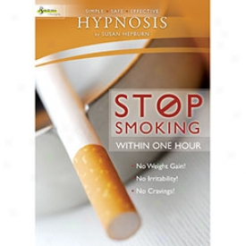 Hypnosis - Stop Smoking In An Hour Dvd