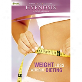 Hypnosis - Weight Loss Without Dieting Dvd