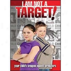 I Am Not A Target Dvd