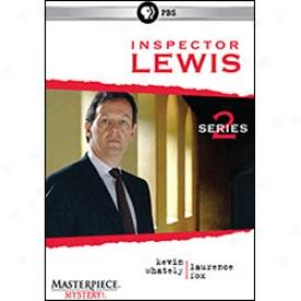 Inspector Lewis Series 2 Dvd
