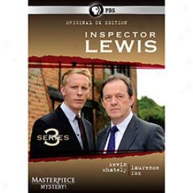 Inspector Lewis Seriez 3 Dvd