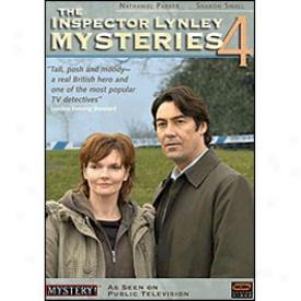 Inspector Lynley Mysteries Set 4 Dvd