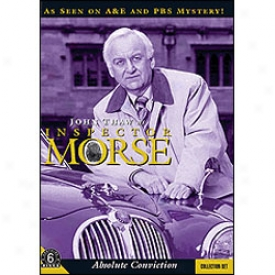 Inspector Morse Absolute Convoction Set Dvd