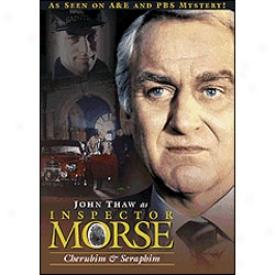 Inspector Morse Cherubim & Seraphim Dvd