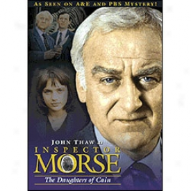 Inspector Morse Daughters Of Cain Dvd