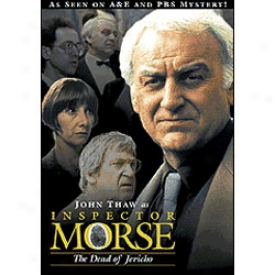 Examiner Morse Dead Of Jericho Dvd