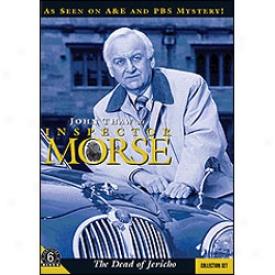Inspector Morse Dead Of Jericho Set Dvd