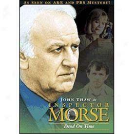 Inspeector Morse Dead On Time \/Dd