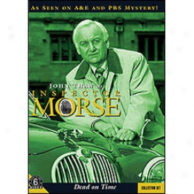 Inspector Morse Dead On Time Set Dvd