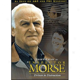 Inspector Morse Driven To Distraction Dvd