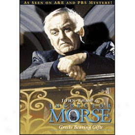 Inspector Morse Greeks Bearing Gifts Dvd
