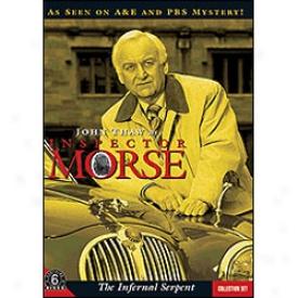 Inspector Morse Infernal Serpent Set Dvd