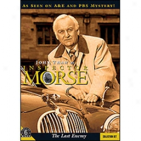 Inspector Morse Last Enemy Set Dvd