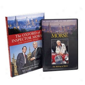 Inspector Morse Makihg Of Morse/oxford Of Morse