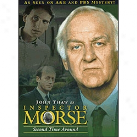 Inspector Morse Second Time Around Dvd