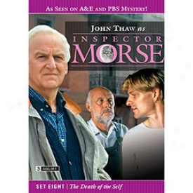 Inspector Morse Set Eight The Death Of The Self Dvd