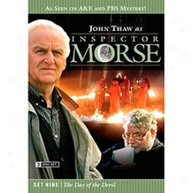 InspectorM orse Set Nine The Day Of The Devil Dvd