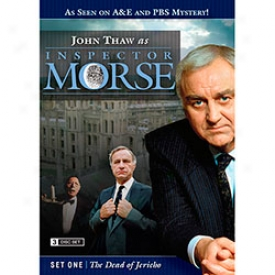 Inspector Morse Set One The Dead Of Jericho Dvd