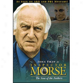 Inspector Morse Sins Of The Fathers Dvd