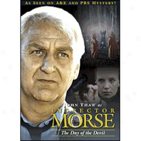 Inspector Morse The Day Of The Devil Dvd