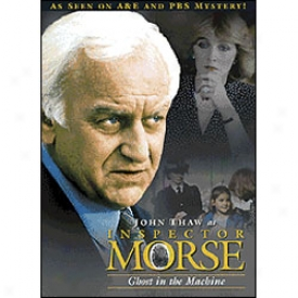Inspector Morse The Ghst In The Machine Dvd