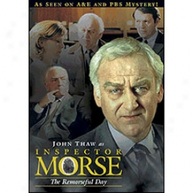 Inspector Morse The Remorseful Day Dvd