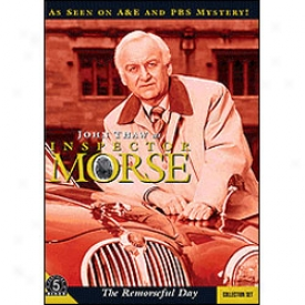Inspector Morse The Remorseful Day Set Dvd