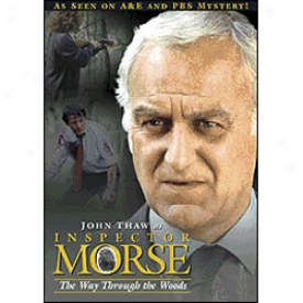 Inspector Morse The Way Through The Woods Dvd