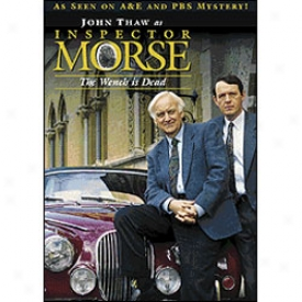 Inspector Morse The Wench Is Dead Dvd