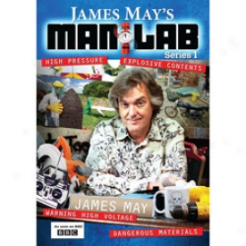 James May's Man Lab Series 1 Dvd