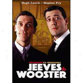 Jeeves & Wooster The Complete Write Dvd