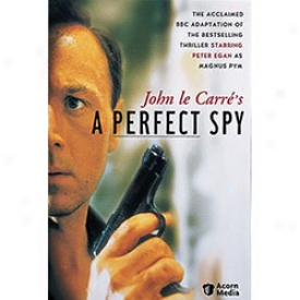 John Le Carre A Perfext Spy Dvd