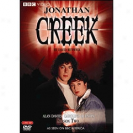 Jonathan Creek Season 2 Dvd
