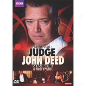 Judge John Deed Season 1 Dvd