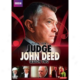 Judge John Deed Seaspn 2 Dvd