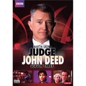 Judge John Deed Season 3