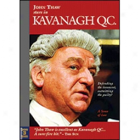 Kavanagh Q.c. A Sense Of Loss Dvd