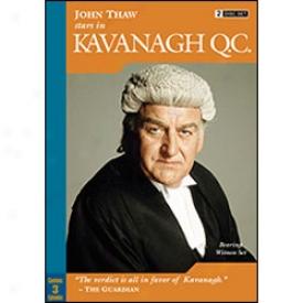 Kavanagh Q.c. Bearinh Witness Dvd