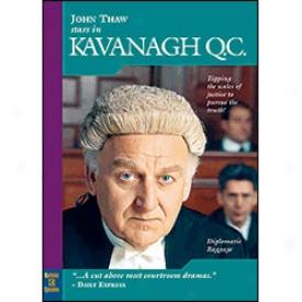 Kavanagh Q.c. Diplomatic Baggage Dvd