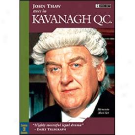 Kavanagh Q.c. Memento Mori Dvd